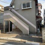 若葉富士見アパート 1K「ワカバウォークまで徒歩5分です」