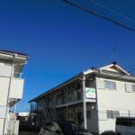 川島町 中山 2DKアパート 角部屋です♪ 10月2日退去予定